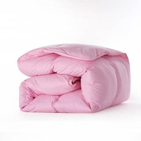 全棉羽绒被 超柔保暖加厚棉被被芯180*220 8斤