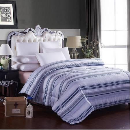 全棉健康柔软冬被 加厚保暖单全棉健康双人被200*230