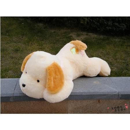 梅花狗 狗狗 填充毛绒玩具 公仔 70cm