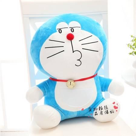 3号新款机器猫哆啦A梦 毛绒玩具坐高30CM