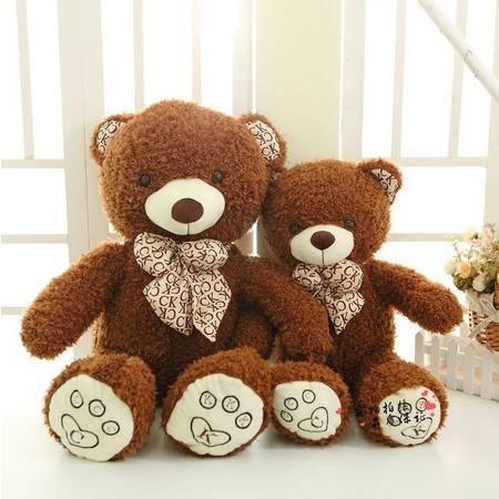 3号CK熊 创意毛绒熊公仔 填充毛绒玩具60CM