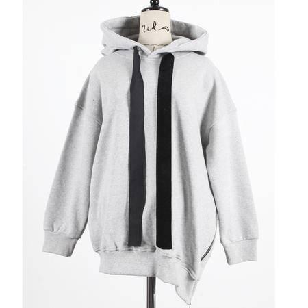 mssefn   2014秋冬款韩版新款套头连帽侧拉链卫衣8607-D13P69