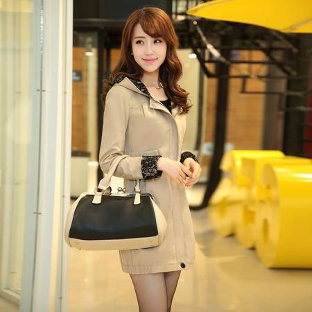 mssefn秋装2014韩版女装风衣外套YLDB968