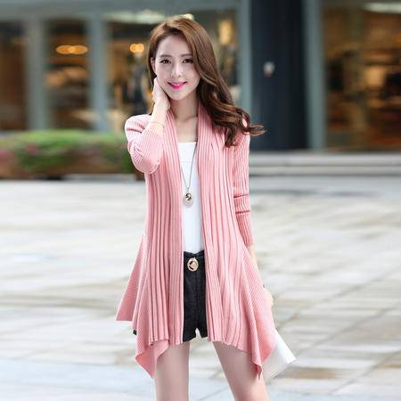 Mssefn2014秋冬季新款韩版女装时尚流苏下摆不规则针织毛衫m27
