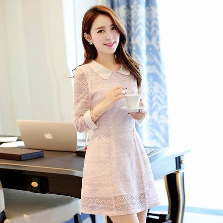 Mssefn2015春季新款时尚淑女连衣裙B75153