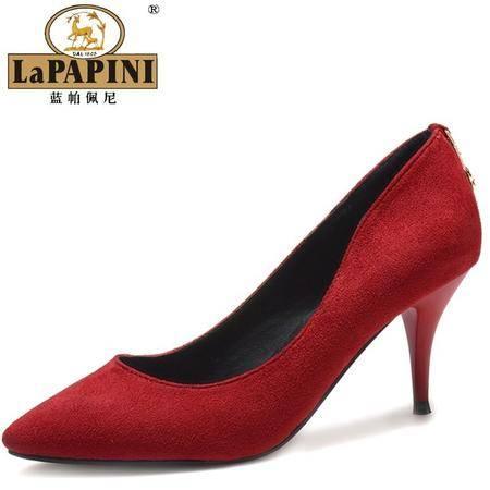 Mssefn2015春季新款欧美时尚 春季 新品 水钻 高跟 女单鞋 LRP-666-3