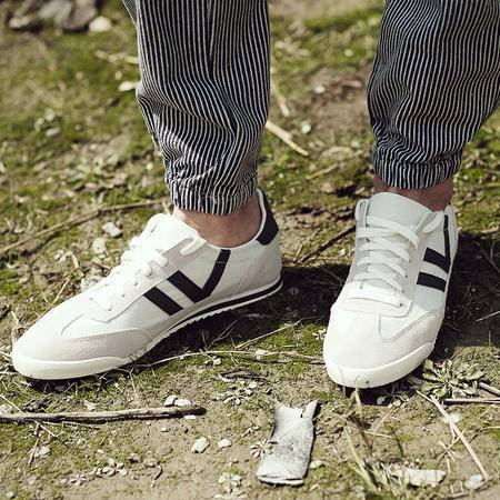 mr.benyou2015春夏款 韩版休闲板鞋 时尚帆布鞋 男士透气单鞋320