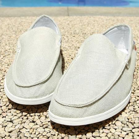 Mssefn2015春夏款 套脚帆布鞋xz205-313