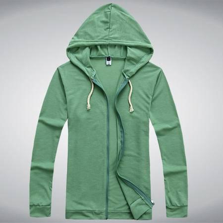 Mssefn2015新款防晒衣长袖连帽透明正品薄款情侣沙滩防晒服开衫228-A03