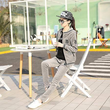 Mssefn2015春季新款韩版时尚休闲运动套装A105-1254-1含T恤