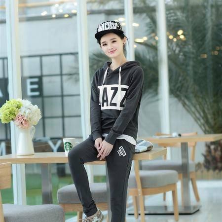 Mssefn2015春季新款韩版时尚休闲运动套装A105-1256-3