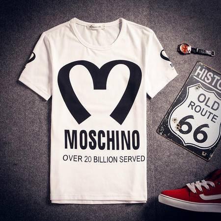 Mssefn2015夏装新款韩版情侣装短袖T恤纯棉打底衫班服Y151