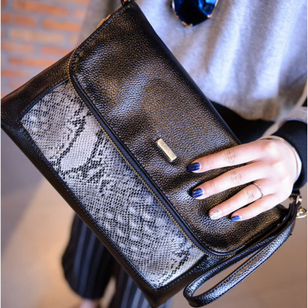 Mssefn2015新款女式手包 大容量潮手拿包 女手抓包 女式 韩版6783