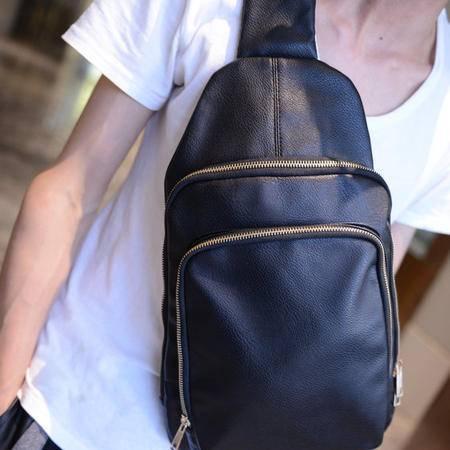Mssefn2015新款 男士胸包 腰包 时尚韩版休闲包 潮9045
