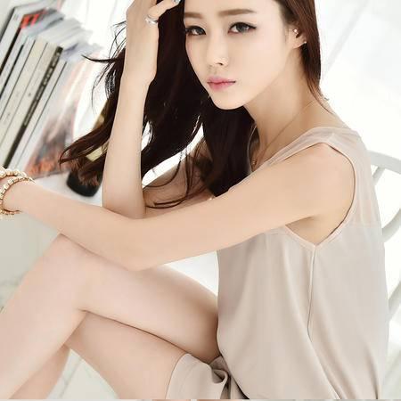 Mssefn2015新款韩版时尚雪纺连体裤QASOG1030