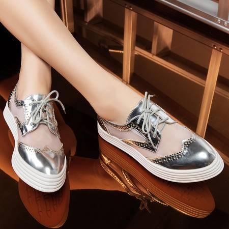 Mssefn2105 欧美 专柜正品 时尚 潮流 女单鞋DS15-LK-A1666