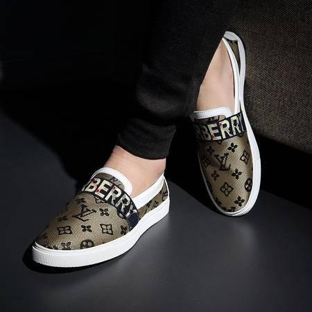 Mssefn2015青春潮流休闲青年鞋韩版休闲夏季板鞋透气低帮男鞋1011-LV01