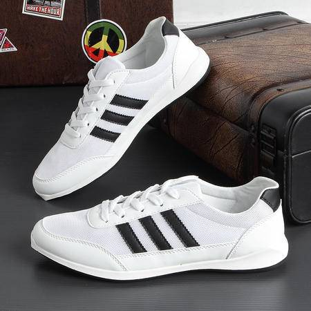Mssefn2015夏季男士韩版时尚休闲运动板鞋阿甘鞋帆布网鞋1316-A23