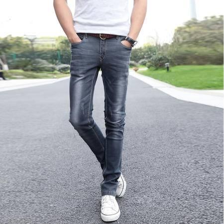 Mssefn2015新款男士修身牛仔裤503