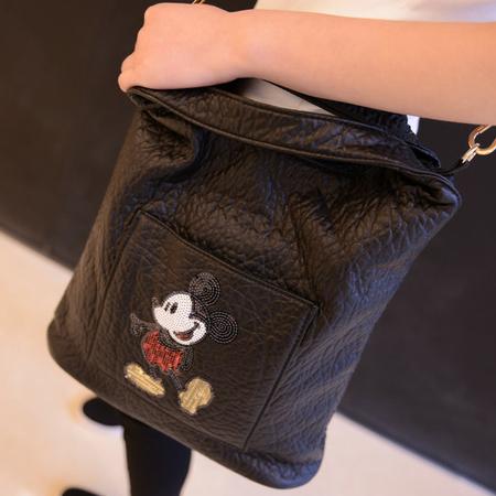 休闲奇葩2015夏季新款手提包购物袋韩国大象纹休闲女包1986-A89