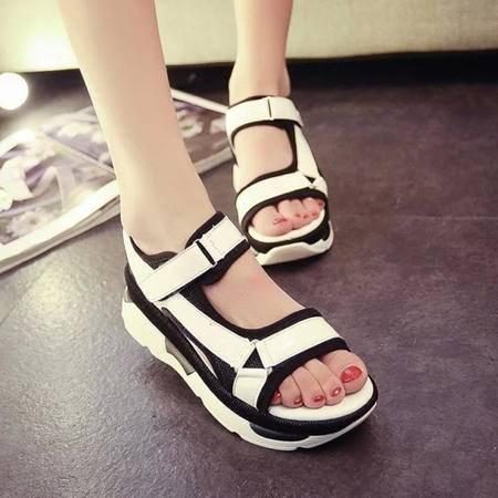 Mssefn2015新款女瑶瑶款凉鞋 WZ39-998P58