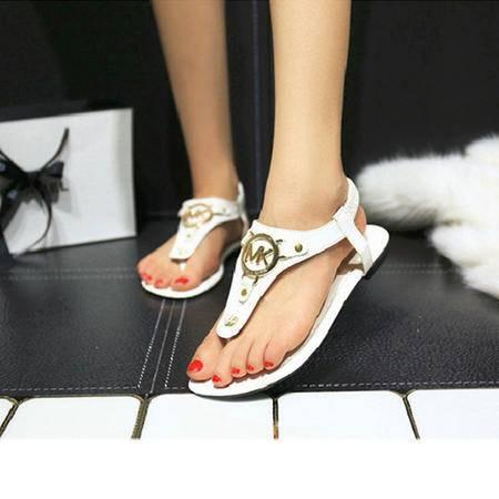 mssefn2015夏款 波西米亚 露趾 平跟 女凉鞋 WZ4-558P58 35-40