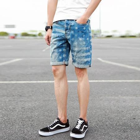 mssefn2015夏季新款印花短裤款短裤52