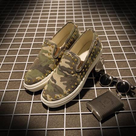休闲奇葩2015新款IT港风 完美的舒适与时尚结合!会透气的潮鞋  X443