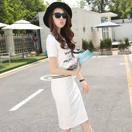 Mssefn2015夏季新款连衣裙韩版棉G467