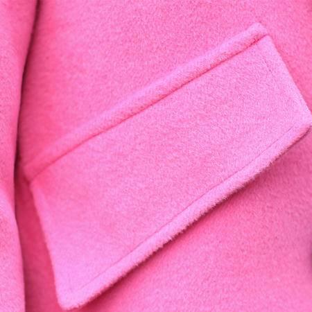 mssefn2015秋季新款纯色毛衣外套