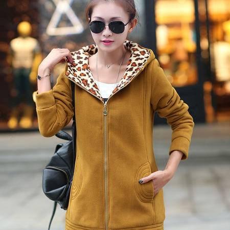 msssenf 2015秋季新款韩版女装 时尚卫衣外套YS1032P95
