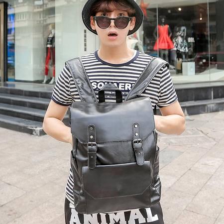 Mssefn 2015热卖双肩包旅行包电脑休闲包背包潮流韩版中学生书包