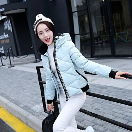 mssefn2015冬季新款 时尚大牌韩版棉衣修身B8266P135