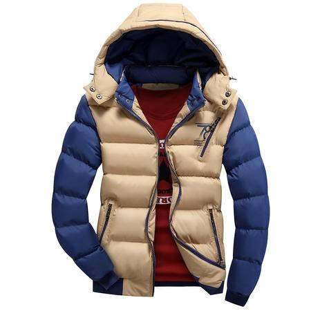 mssefn2015新款男装冬天外套青少年棉袄冬装男士棉衣韩版加厚外套潮羽绒棉服