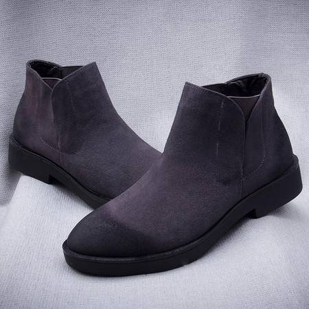 MSSEFN2015韩版时尚商务休闲皮鞋2088-811
