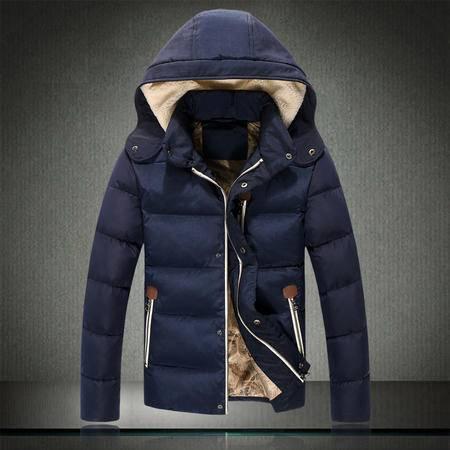 mssefn2015新款热卖冬装大码男式羽绒衣外套 羽绒服男