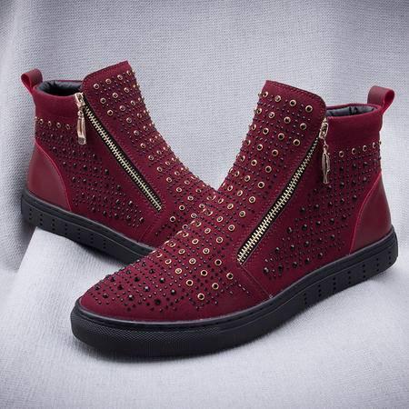 MSSEFN2015欧美时尚新款休闲板鞋