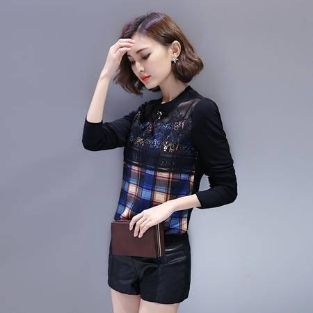MSSEFN2015冬季新款韩版修身长袖打底衫A718