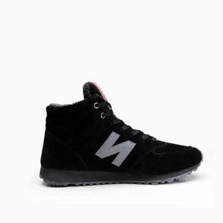 MSSEFN2015冬季男士棉鞋加厚保暖运动鞋男式跑鞋1201 MX01