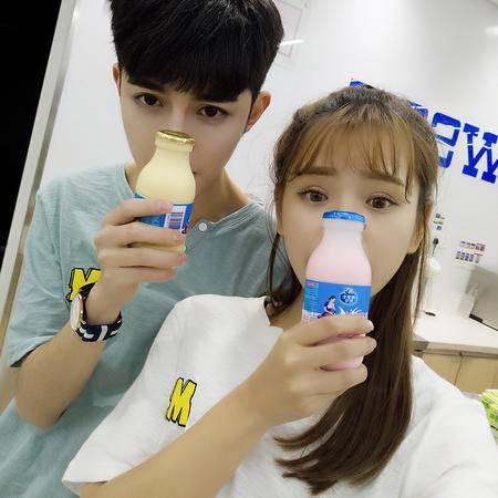 MSSEFN韩国小清新ulzzang情侣装东大门潮tee夏季短袖T恤半袖bf