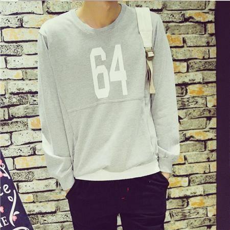 MSSEFN店衣风新款 套头印花 卫衣 时尚韩版设计外套