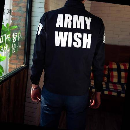 MSSEFN最新款 潮款 时尚夹克工装款 夹克外套