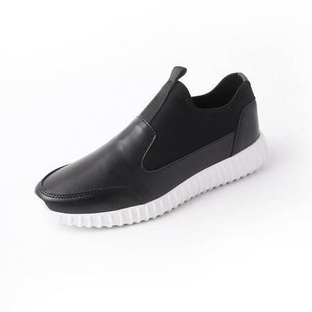 MSSEFN夏季新款韩版韩国东大门潮流男鞋子时尚套脚懒人鞋潮男鞋