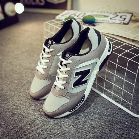 MSSEFN春夏新款韩版男士运动鞋气垫鞋增高鞋休闲男鞋