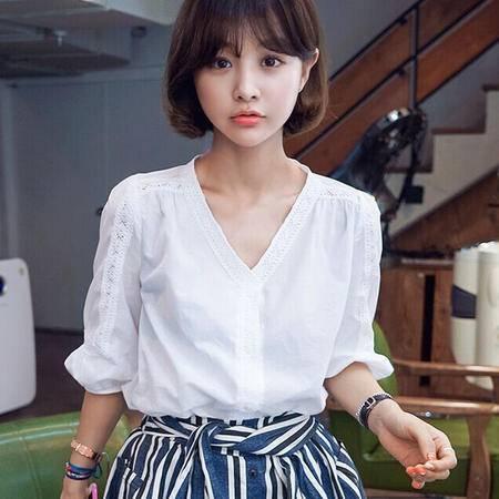 MSSEFN韩国个性衬衫