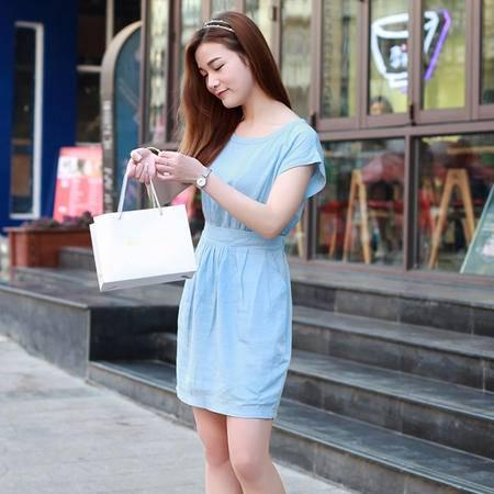 MSSEFN巧曼语夏季新款 连衣裙 女