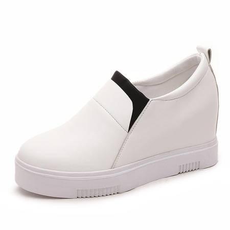 MSSEFN 内增高 女单鞋  跑量款