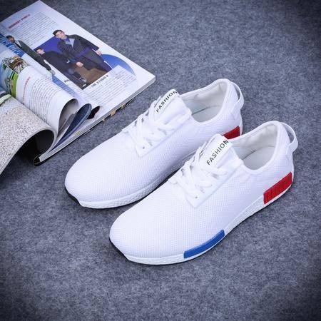 MSSEFN大货 男式休闲鞋 运动休闲网布男鞋 韩版潮流