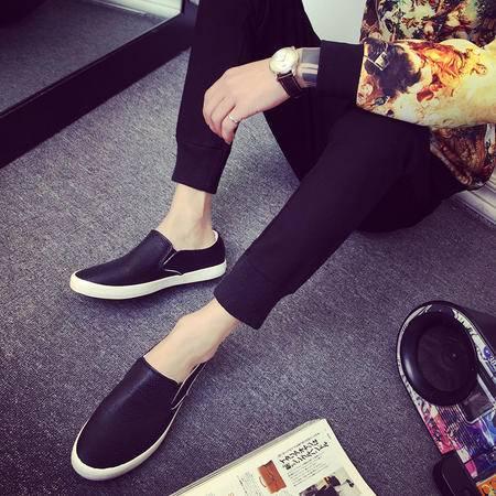 2016春季新款男士帆布鞋休闲运动男鞋韩版硫化鞋