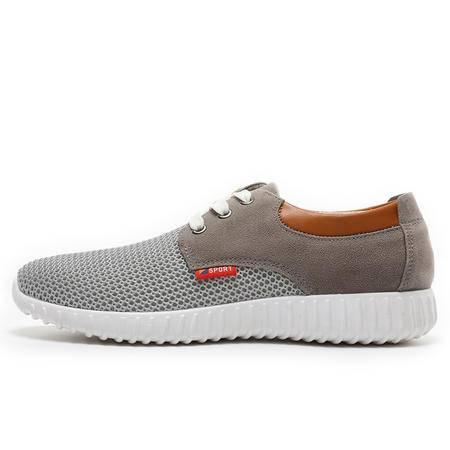 MSSEFN新款爆款潮流透气网鞋休闲鞋板鞋夏款男式网面男鞋KF243